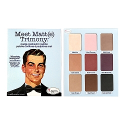 The Balm Meet Matt(e) Trimony palette 21,6g