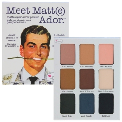 The Balm Meet Matt(e) Ador palette 21,6g