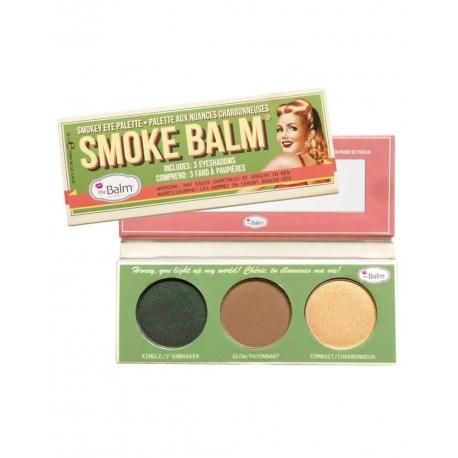 The Balm Smoke Balm 3 Eyeshadow palette v2 10,2g