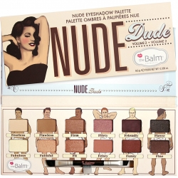 The Balm Nude Dude Eyeshadow palette vol2 9,6g