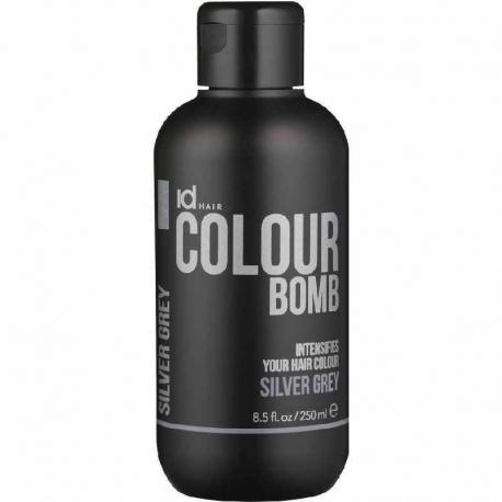 Id Hair Colour Bomb Silver Grey 250ml