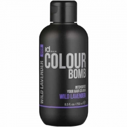 Id Hair Colour Bomb 908 Wild Lavender 250ml