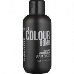 Id Hair Colour Bomb 100 Black Pepper 250ml