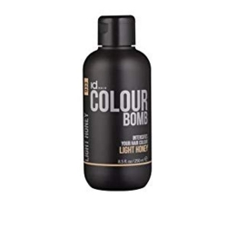 Id Hair Colour Bomb 933 Light Honey 250ml