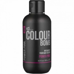 Id Hair Colour Bomb 906 Power Pink 250ml