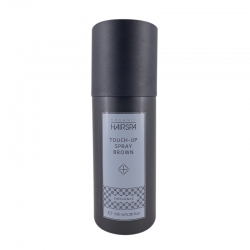Organic Hairspa Touch-Up Spray Brown 100ml