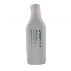 O&M TLC Blonde Silver Shampoo 250ml
