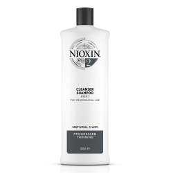 Nioxin 2 Cleanser Shampoo 1000ml