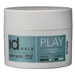 Id Hair Elements Xclusive Play Control Wax 100ml