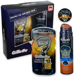 Gillette Fusion Proshield set