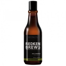 Redken For Men Brews Daily Shampoo 300ml