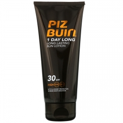 Piz Buin 1 Day Long Lasting Sun Lotion SPF 30 100ml