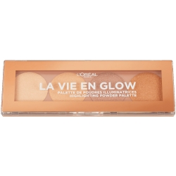 LORÉAL La Vie En Glow Highlighting Powder 01 Warm Glow 5g