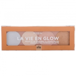 LORÉAL La Vie En Glow Highlighting Powder 02 Cool Glow 5g