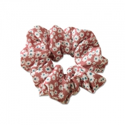everneed Summer Scrunchies – coral