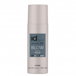 Id Hair Elements Xclusive Blow Fiber Foam 200ml