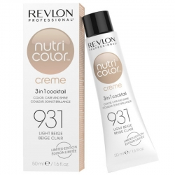 Revlon Nutri Color Creme 931 Light Beige 50ml