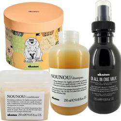 Davines Essential Nourishing Visionary Kit