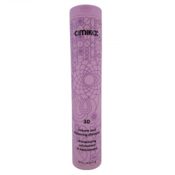 amika 3D Volume and Thickening Shampoo 300 ml