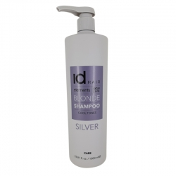 Id Hair Elements Xclusive Blonde Shampoo Silver 1000ml