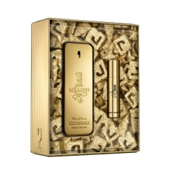 Paco Rabanne 1 Million set EDT 100 ml og mini 10 ml