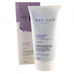 NAK Platinum Blonde Anti-Yellow Treatment 150 ml