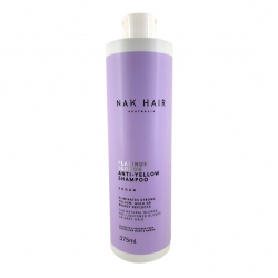NAK Platinum Blonde Anti-Yellow Shampoo 375 ml
