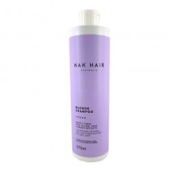 NAK Blonde Shampoo NY 375 ml