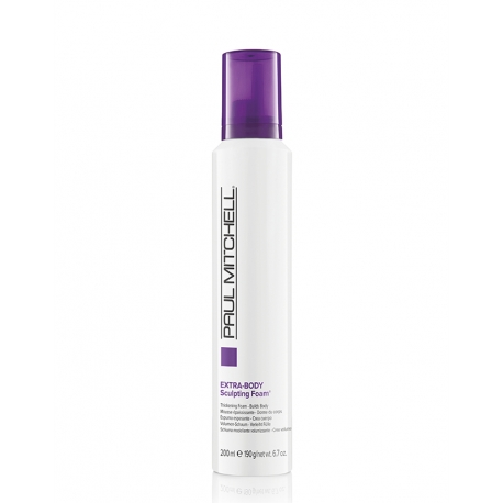 Paul Mitchell Extra-Body Sculpting Foam 200ml