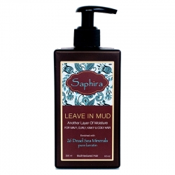 Saphira Leave in Mud Normal-Dry 250 ml