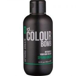 Id Hair Colour Bomb 722 Spring Green 250 ml