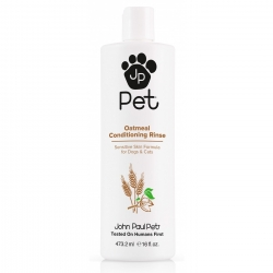 John Paul Pet Oatmeal Conditioning Rinse 473 ml
