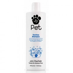 John Paul Pet Tearless Shampoo 473ml