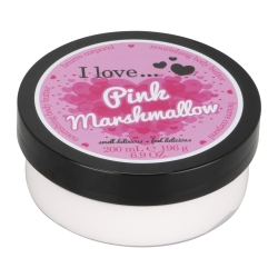 I Love ... Pink Marshmallow Body Butter 200 ml