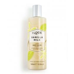 I Love ... Vanilla Milk Body Wash 360 ml