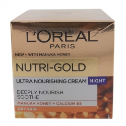 L'Oréal Nutri-Gold Ultra Nourishing Night Cream 50 ml
