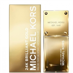 Michael Kors 24K Brilliant Gold EDP Spray 30 ml