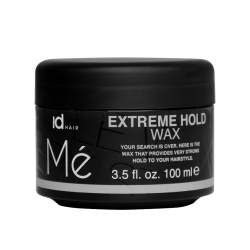 Id Hair Mé Extreme Hold Wax 100 ml
