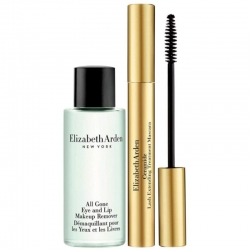 Elizabeth Arden Ceramide Gaveæske Mascara 7 ml og All Gone Makeup Remover 50 ml