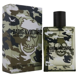 Zadig & Voltaire This Is Him No Rules EDT 50 ml