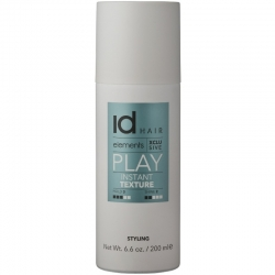 Id Hair Elements Xclusive Play Instant Texture 200 ml