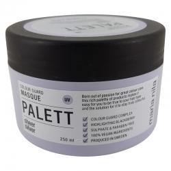 Maria Nila Palett Sheer Silver Masque 250 ml