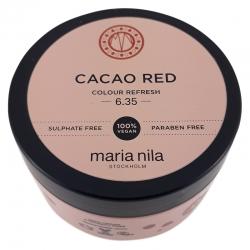 Maria Nila Colour Refresh 6.35 Cacao Red 100ml